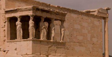Viajemos a Grecia al Parteón