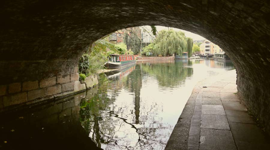 Pequeña Venecia en Mykonos