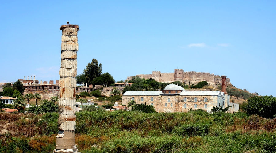 Viajar Al Templo De Artemis Las Siete Maravillas Del Mundo Antiguo